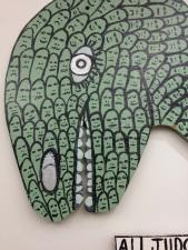 Dino Detail 1